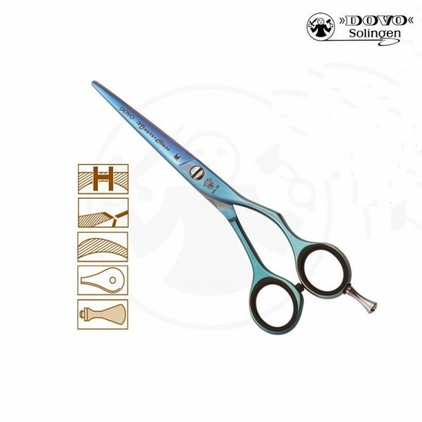 """Hairdressing scissors DOVO 244 5085 Master Class 5 """" pic"""