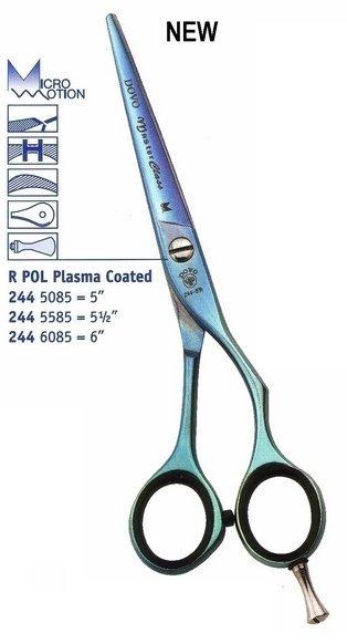 "Hairdressing scissors DOVO 244 5585 Master Class 5.5 "" 1"