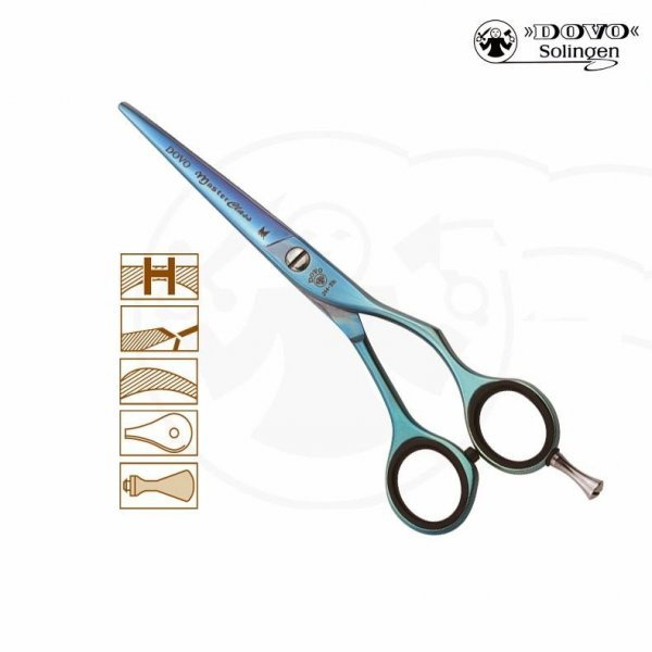 """Hairdressing scissors DOVO 244 6085 Master Class 6 """" pic"""
