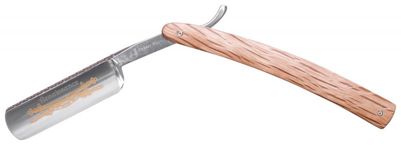 Razor DOVO Solingen 1885 680 N - Spanish oak