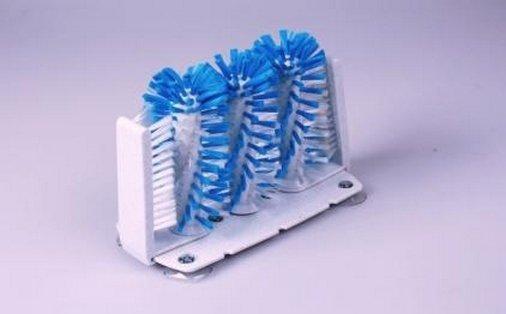 Pedestal wash brushes for washing glasses RIVAL 830300