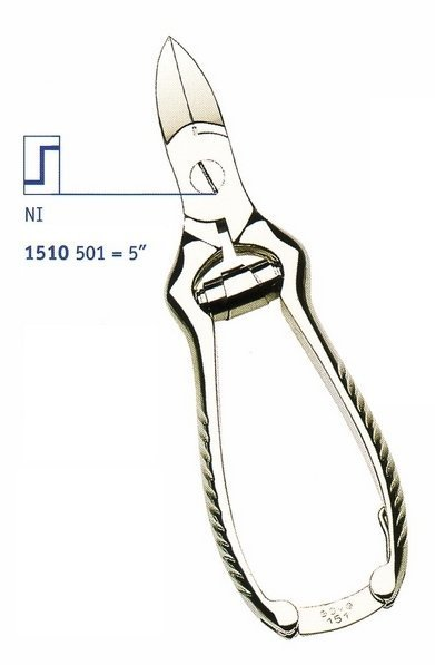 Pliers DOVO Solingen 1510 501 - for nails 1