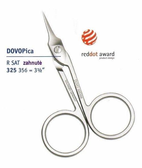 Cuticle scissors to Solingen DOVO 325,356 - DOVOPICA 4