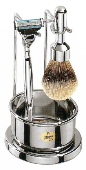 Shaving kit MERCURY Solingen - MACH 3