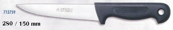 Knife Schneidteufel molybdate