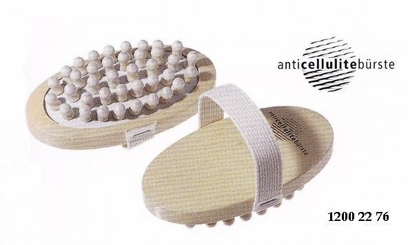 Massage brush Anti-Cellulite 1200 22 76