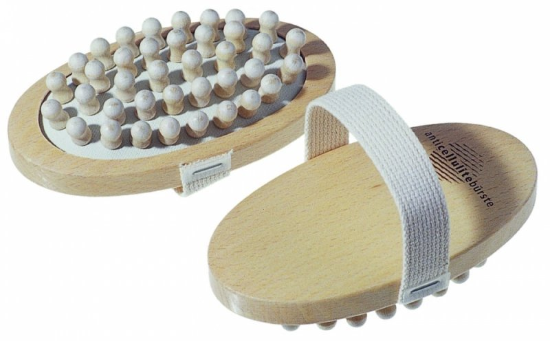 Massage brush Anti-Cellulite 1200 22 76 1