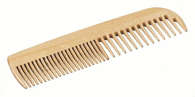 Wooden comb KELLER 626 22 00