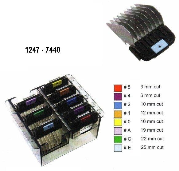 additional-metal-combs-wahl-1247-7440-set