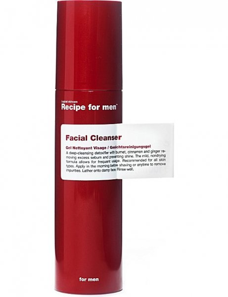 Facial Cleanser - skin cleansing