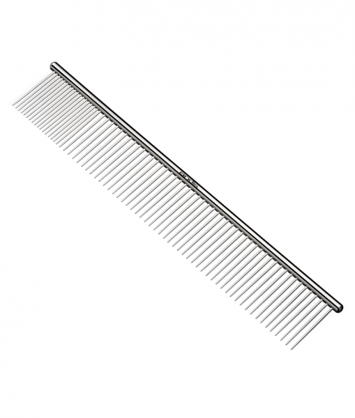 andis-metal-comb-for-hair-sided-25-cm 2