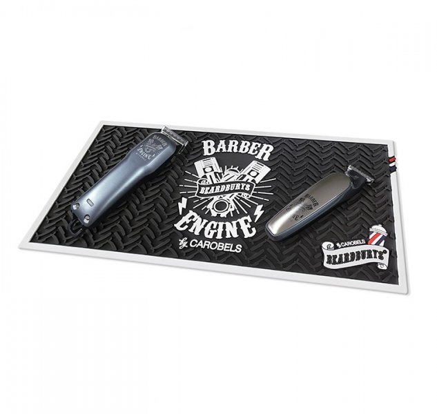 Rubber working pad for Barber Beardburys 1