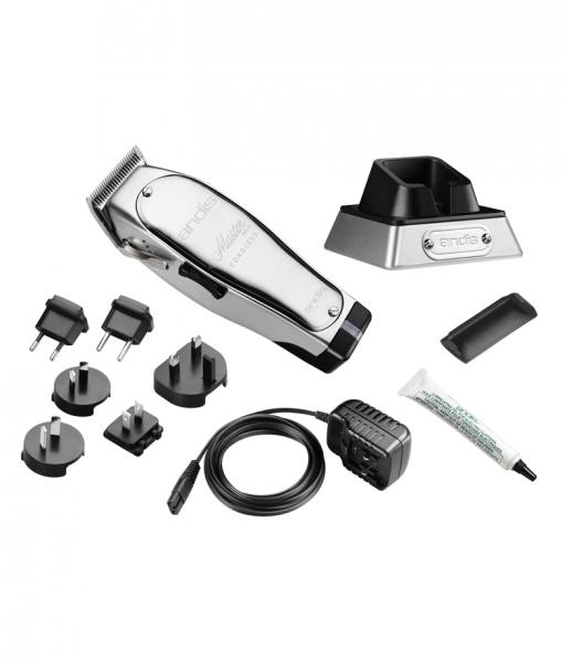 Andis Master Cordless Lithium-Ion Clipper 4