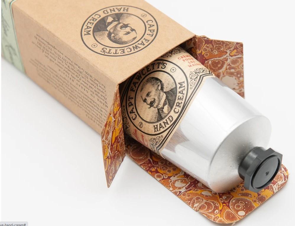 Cpt. Fawcett Expedition Reserve Hand Cream (90ml) 2