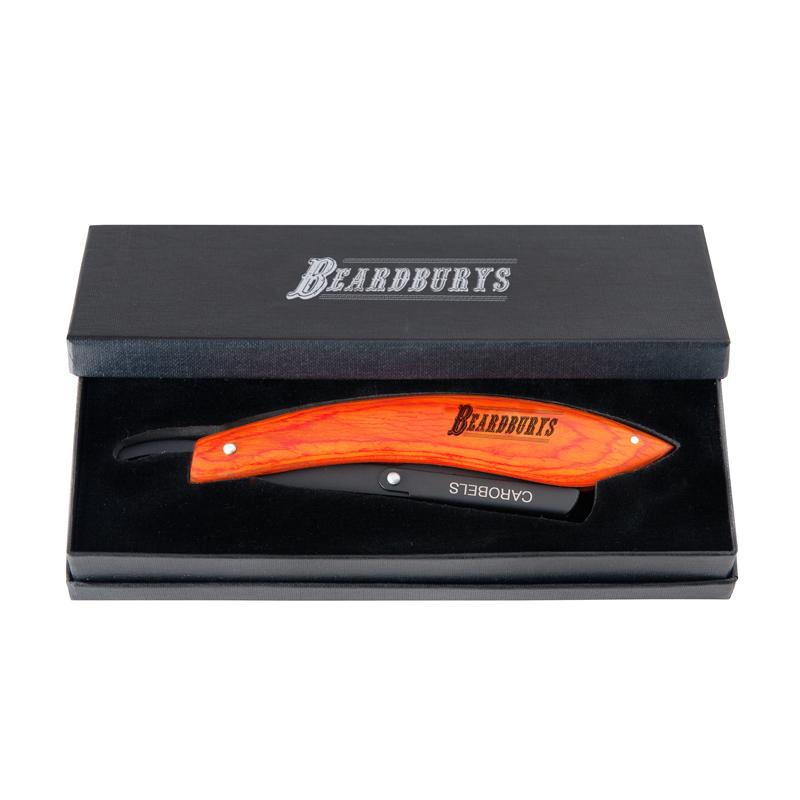 Beardburys Navaja Deluxe Edition hairdressing razor 1