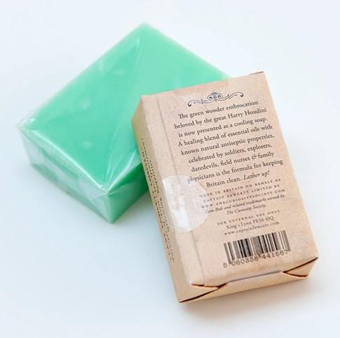 Zam-Buk Captain Fawcett Herbal soap 2