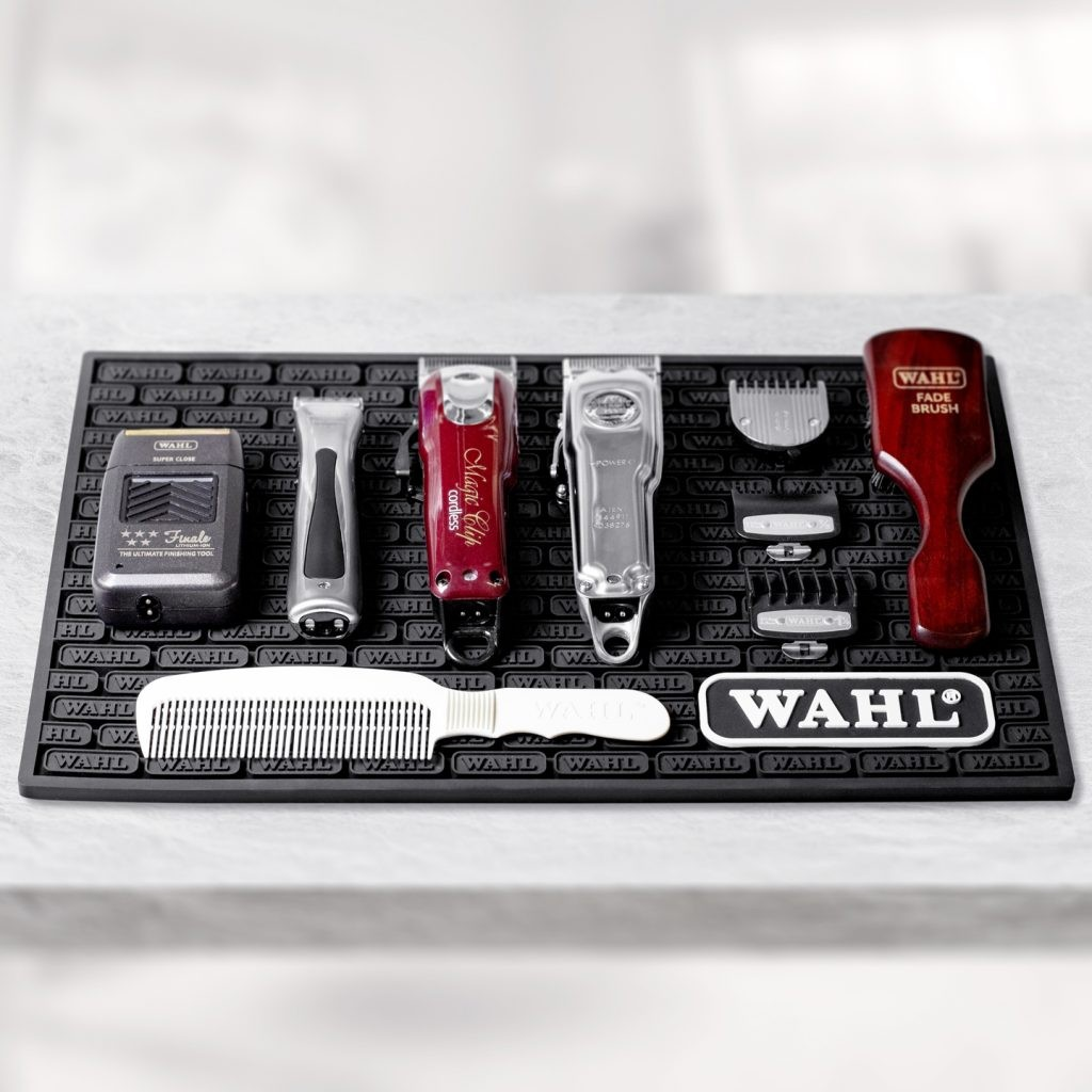 Rubber working pad WAHL 0093-6410 Barber Tool Mat 4