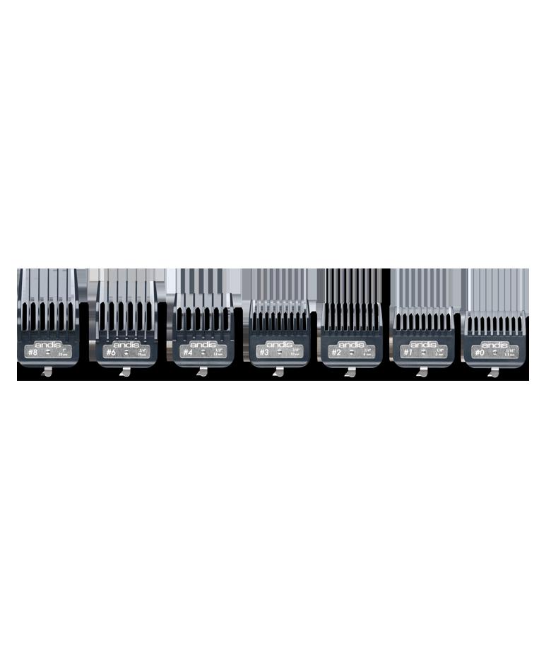 andis-master-premium-metal-clip-plastic-combs-set